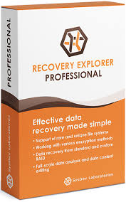 Recovery Explorer Professional Crack With License Key Free Download 2021