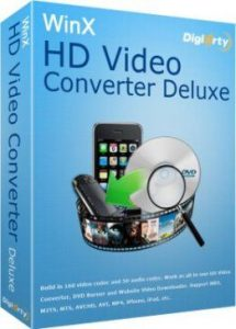 WinX HD Video Converter Deluxe 5.16.2.332 Crack With Serial Key 2021 Free