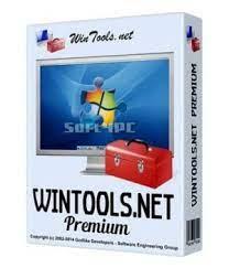WinTools Net Premium Crack Full Keygen 2021 Free